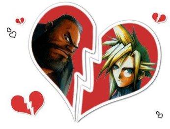 Худшие парочки из Final Fantasy