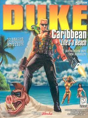 Duke Caribbean: Life's a Beach – фото обложки игры