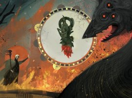 TGA 2018. BioWare показала тизер-трейлер новой Dragon Age — The Dread Wolf Rises