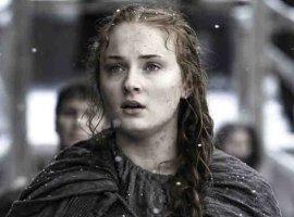 Софи Тернер трезво оценила шансы Сансы на Железный трон