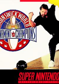Brunswick World: Tournament of Champions – фото обложки игры