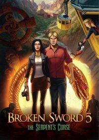 Broken Sword 5 - the Serpent's Curse – фото обложки игры
