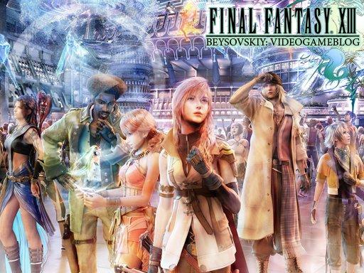 VideoGameBlog: Final Fantasy XIII