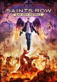 Saints Row: Gat Out of Hell – фото обложки игры