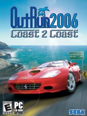 OutRun 2006: Coast 2 Coast – фото обложки игры