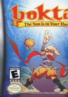 Boktai: The Sun Is in Your Hand