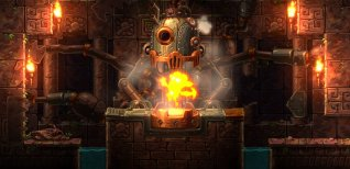 SteamWorld Dig 2. Релизный трейлер