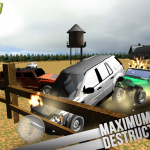 Скриншот Real 4x4 Derby Racing 3D – Изображение 2