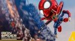Фигурки пофильму «Мстители: Война Бесконечности»: Танос, Тор, Железный человек идругие герои. - Изображение 263