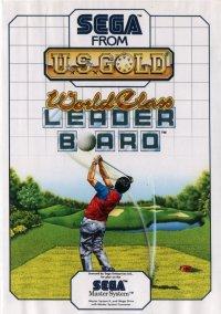 World Class Leader Board Golf – фото обложки игры
