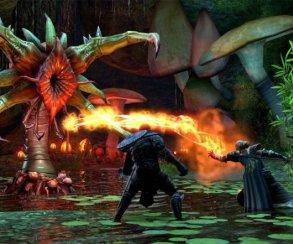 В сеть утек трейлер игрового процесса The Elder Scrolls Online