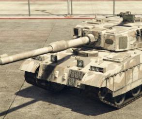 Гифка дня: когда терпеть не можешь пробки, а у тебя есть танк в Grand Theft Auto V