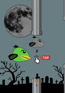 Bird Flyer - Avoid Pipe Collision