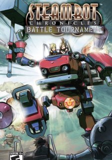 Steambot Chronicles Battle Tournament