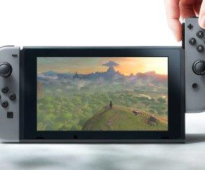 Анонс Nintendo Switch (NX). Детали идата выхода