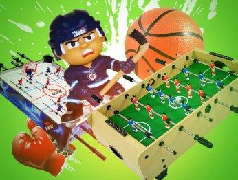 Инди-спорт на замену большим симуляторам