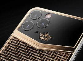 Самая дорогая модель iPhone 11Pro продается за 2 млн рублей