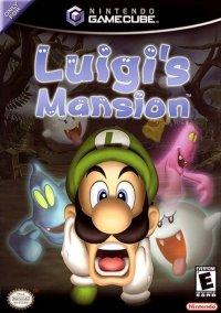 Luigi's Mansion – фото обложки игры