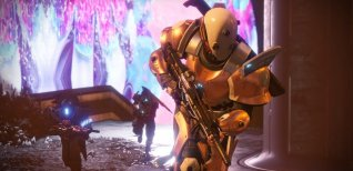 Destiny 2 - Expansion I: Curse of Osiris. Анонсирующий трейлер