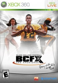 Black College Football: The Xperience – фото обложки игры