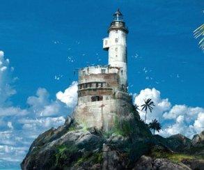Какой же красивый Рук Айленд! Взгляните на потрясающие арты игр Ubisoft