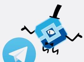 Казалосьбы, при чем тут Telegram? Роскомнадзор призывает выбросить изокна бумажный мячик