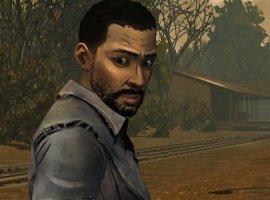 Супергерой Липротив полчищ зомби всмешной альтернативной концовке The Walking Dead S1 отTelltale