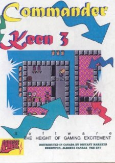 Commander Keen 3: Keen Must Die!