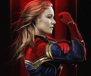 Сценаристы «Мстителей» уверяют: ниодин супергерой MCU несравнится посиле сКапитаном Марвел