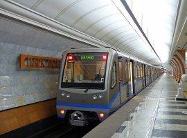 Проблемы насиней ветке метро устранены [обновлено]