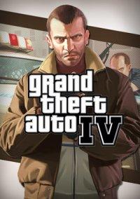 Grand Theft Auto 4 – фото обложки игры