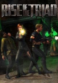Rise of the Triad – фото обложки игры