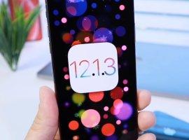 Apple выпустила обновления iOS 12.1.3 и watchOS 5.1.3