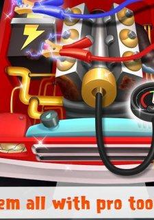 Mechanic Mike 2: Monster Truck Mania