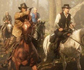 Лучшие гифки изRed Dead Redemption 2, передающие все веселое безумие Дикого Запада