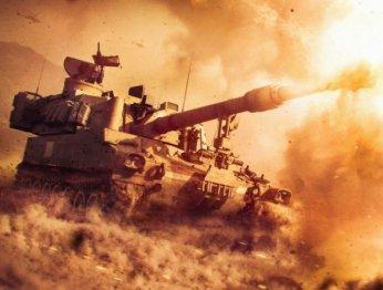 Как хорошо прыгают танки?