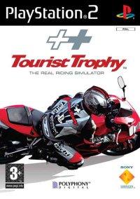 Tourist Trophy – фото обложки игры