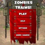 Скриншот Zombies & Trains! – Изображение 2