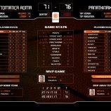 Скриншот Euroleague Basketball Manager 08 – Изображение 9