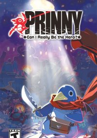Prinny: Can I Really Be the Hero? – фото обложки игры