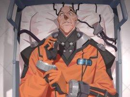 Blizzard представила нового героя Overwatch — свихнувшегося астрофизика Сигму