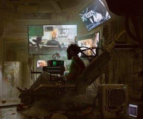 ВСети появились новые концепты Cyberpunk 2077. Фанаты тутже принялись ихрасшифровывать