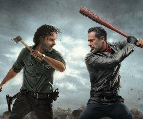 Напряжение растет вновом трейлере второй половины восьмого сезона «Ходячих мертвецов»