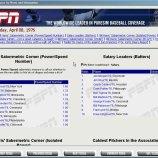 Скриншот PureSim Baseball 2007 – Изображение 8