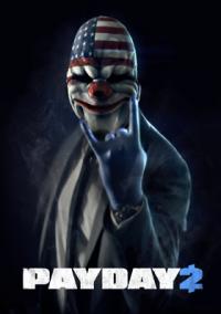 Payday 2 – фото обложки игры