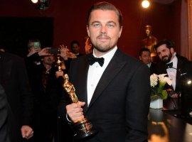 Победа Ди Каприо собрала больше всего твитов в истории «Оскара»