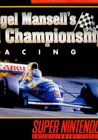 Nigel Mansell's World Championship Racing – фото обложки игры
