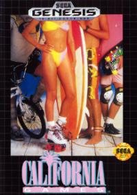 California Games – фото обложки игры