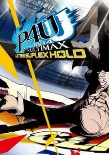 Persona 4: The Ultimax Ultra Suplex Hold