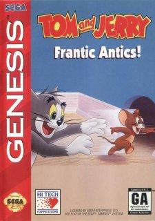 Tom and Jerry: Frantic Antics!